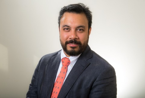 Rhode Island Quality Institute Names Indra Neil Sarkar, PhD, MLIS, FACMI Interim President and Chief Executive Officer (Photo: Business Wire)