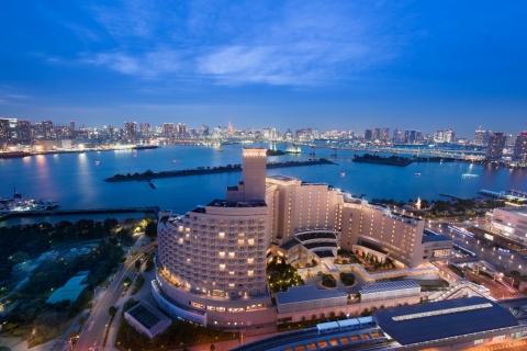 Hilton Tokyo Odaiba (Photo: Business Wire)