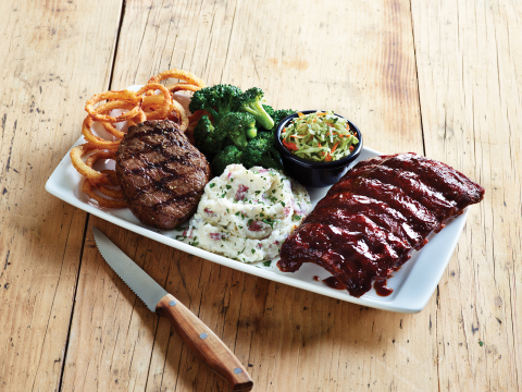 Have Mercy! The Temperature Is Rising at Applebee's® with the Return of Bigger, Bolder Grill Combos. ...