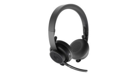 Introducing Logitech Zone Wireless, designed for today's open office and the only mobile-first headset needed for your workday (Photo: Business Wire)