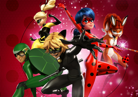 """""""Miraculous™: Tales of Ladybug and Cat Noir"""" from The ZAG Company to Air on Disney Channel (Photo: Business Wire)"""