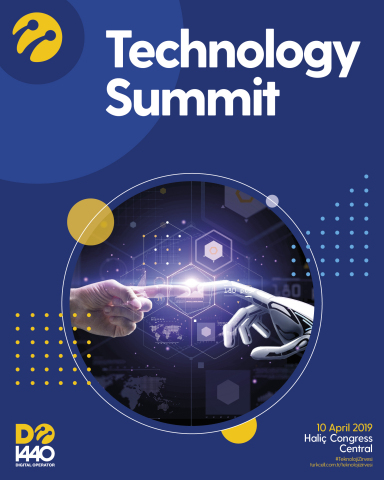Turkcell Technology Summit, the providing ground for cutting-edge technologies, digital transformation and the latest innovation, is set to be held on April 10th in Istanbul. (Credits: Turkcell)