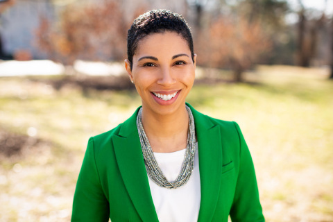 Dara Eskridge, newly-named executive director of Invest STL, a community development initiative of the St. Louis Community Foundation. (Photo: Business Wire)
