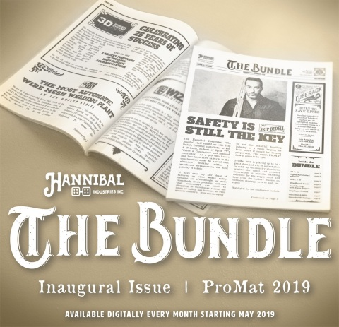 Hannibal Industries Unveils Inaugural Issue of the Bundle (Photo: Business Wire)