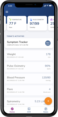 monARC Bionetworks Launches App to Help Patients Track Symptoms Between Clinic Visits (Photo: Business Wire)