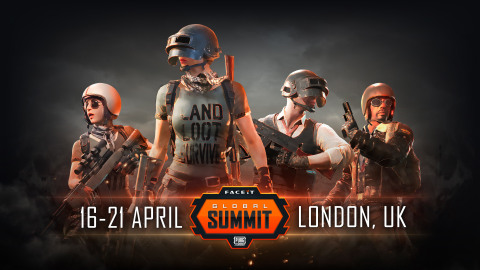 HyperX Sponsors FACEIT Global Summit: PUBG Classic. (Graphic: Business Wire)