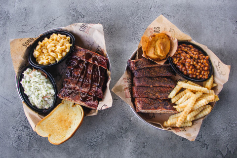 Sonny's BBQ IRS Day Rib Dinners (Photo: Business Wire)