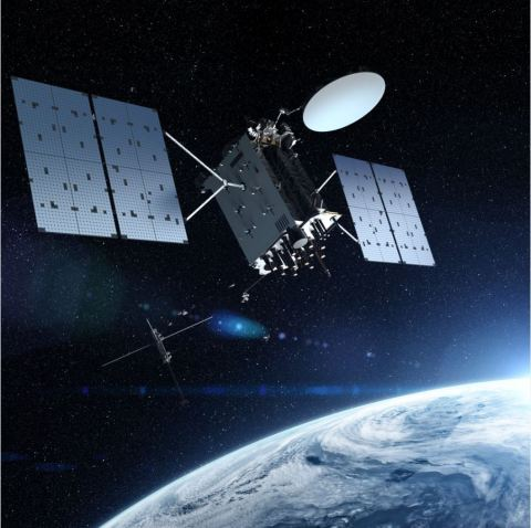 Harris Corporation (NYSE:HRS) has received a $243 million contract from Lockheed Martin (NYSE:LMT) to provide fully digital navigation signals for the first two GPS III Follow-On (GPS IIIF) satellites – to deliver stronger signals, with greater operational flexibility. (Photo: Business Wire)