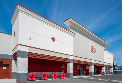 BJ's Wholesale Club opened its newest location in Clearwater, Fla. on April 6, 2019. BJ's Clearwater club is located at 26996 US Highway 19N and will help members shop faster and save easier on everything from fresh food and groceries to apparel and tech. (Photo: Business Wire)