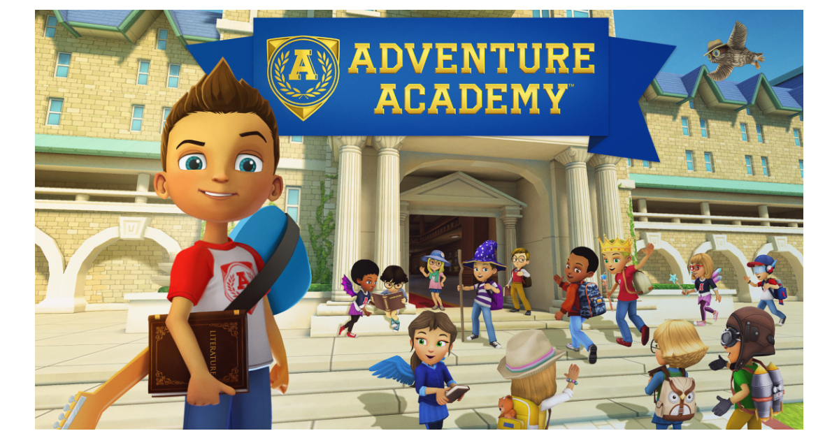 Age of Learning Announces Adventure Academy™, the World's