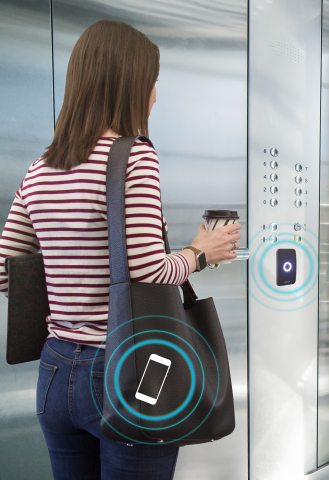 With the addition of Elevator Board to the Openpath product lineup, a single credential - a smartphone - can be used to access an office's parking garage, building entrance, elevator and office door.