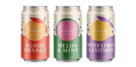 Craft Brew Alliance's pH Experiment Rolls out Pacer Low Proof Seltzer for Summer (Photo: Business Wire)