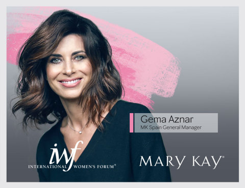 Gema Aznar, General Manager of Mary Kay Spain (Photo: Mary Kay Inc.)