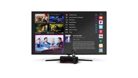 Meet T-Mobile TVision Home: BS-Free TV That Learns You (Photo: Business Wire)
