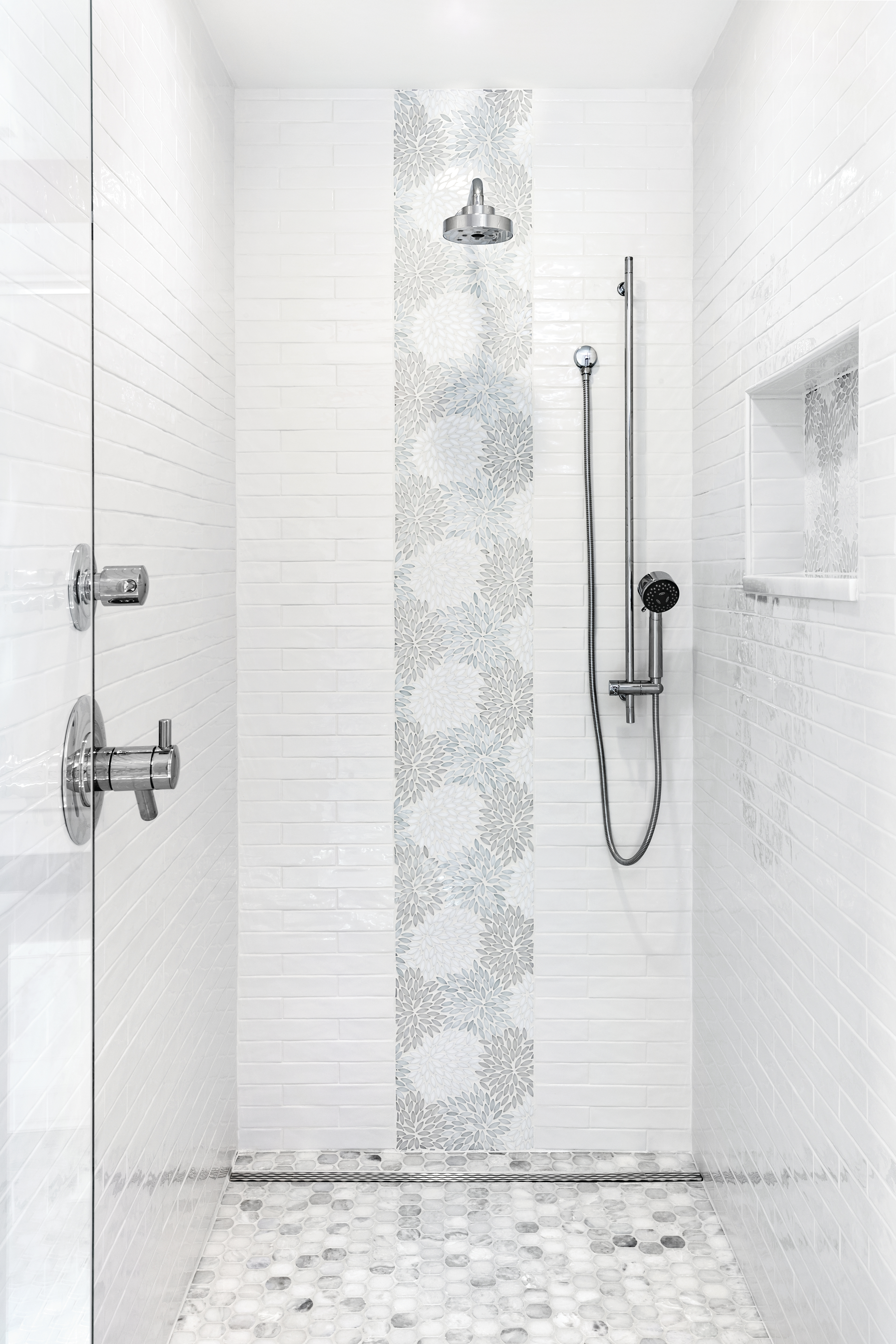 Quickdrain Proline Stainless Steel Linear Shower Drain Ideal For Curbed Or Curbless Showers Business Wire
