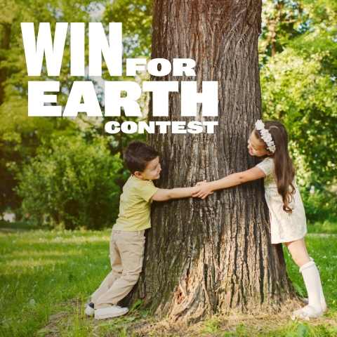 Win for Earth Contest (Graphic: Business Wire)