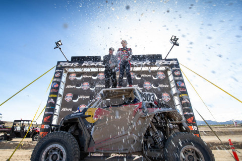 RZR Factory Racing Secures Four Wins and Nine Podiums Across Six Classes - At the UTV World Champion ...