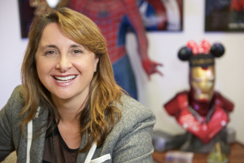 Executive Vice President of Production Victoria Alonso Image credit: Marvel Studios © 2019