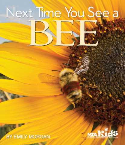 Next Time You See a Bee Book Cover (Photo: Business Wire)