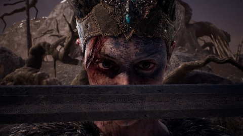 Created in collaboration with neuroscientists and people who experience psychosis, Hellblade: Senua's Sacrifice will pull you deep into Senua's mind. (Photo: Business Wire)