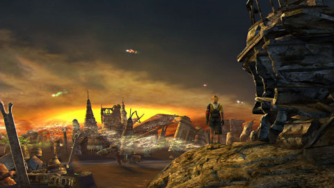 The FINAL FANTASY X/X-2 HD Remaster game is available April 16. (Photo: Business Wire)