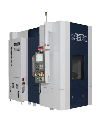 New gear grinding machine ZE26C (Photo: Business Wire)