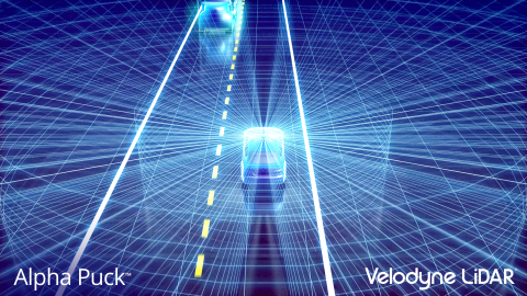 Velodyne provides the smartest, most powerful lidar solutions for vehicle autonomy and driver assistance. (Graphic: Business Wire)