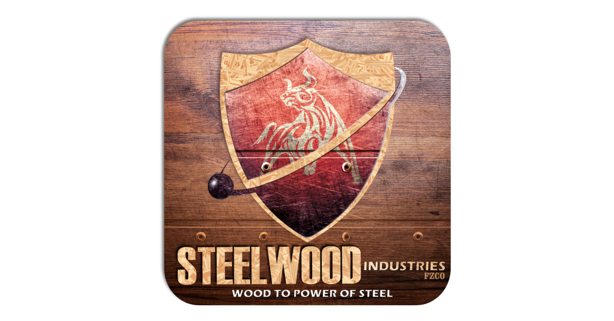 First Step of Steel Wood Industries, a Dubai Based SDB-Factory, Into