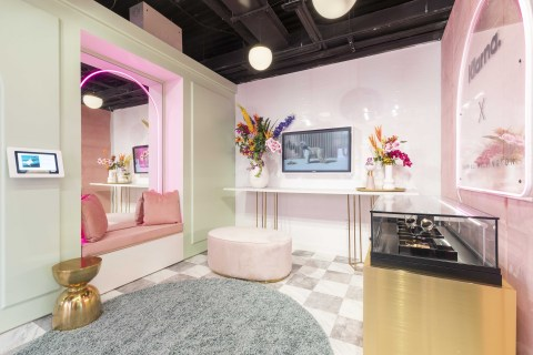 SHOWFIELDS Style & Design Floor. (Photo: Business Wire)