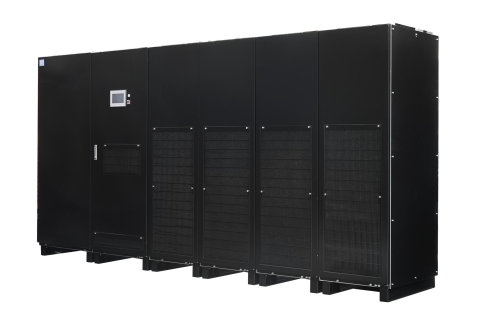 The New UPS7400WX-T3U from Fuji Electric (Photo: Business Wire)
