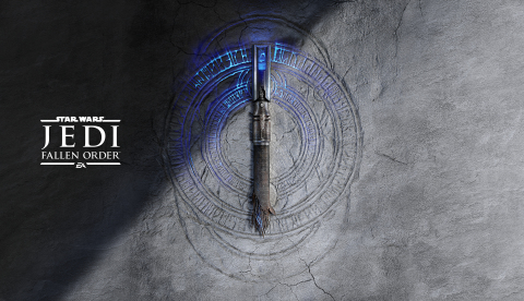 Star Wars Jedi Fallen Order Broken Lightsaber Artwork (Graphic: Business Wire)