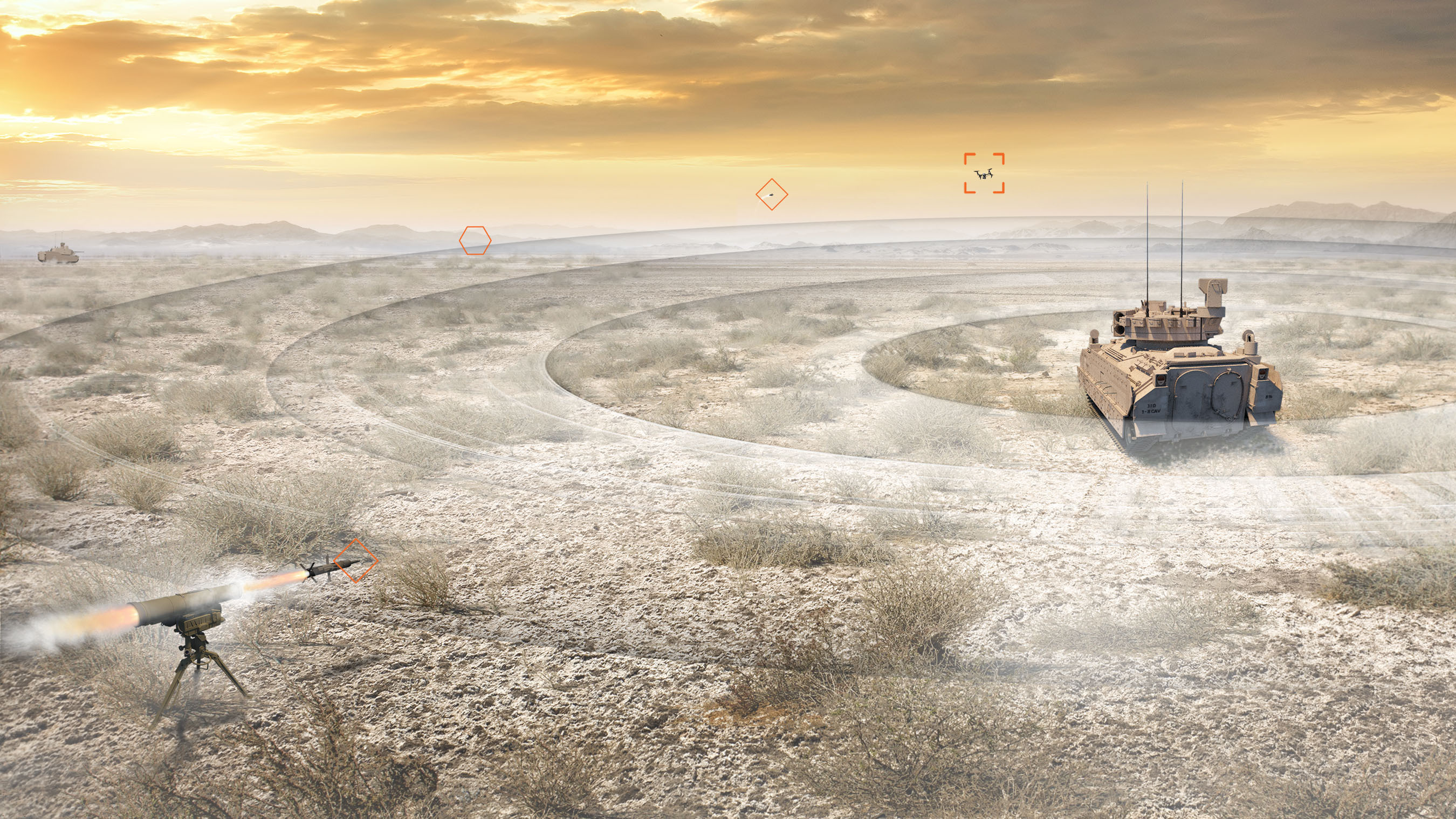 BAE Systems' Vehicle Protection Systems Provide Layered
