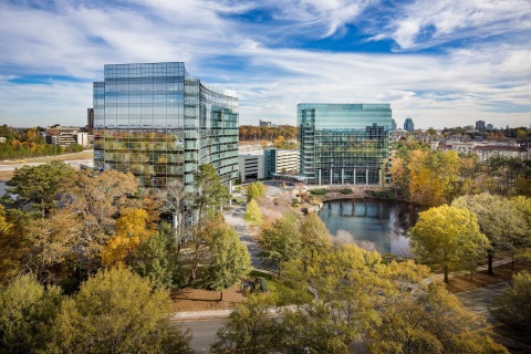 Columbia Property Trust has sold One and Three Glenlake, a 711,000-square-foot office campus in Atla ...