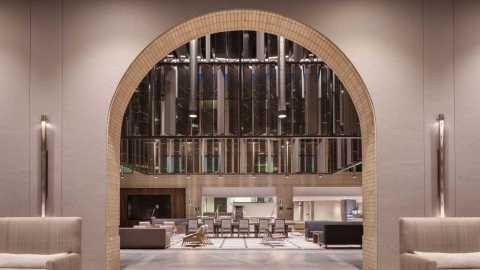 Hyatt Regency Schaumburg Lobby (Photo: Business Wire)