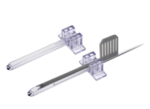 The ClearGuard LE™ Endoscopic Soft Tissue Release System from In2Bones Global provides orthopedic an ...