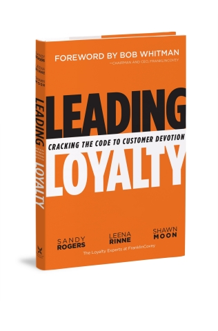 Leading Loyalty: Cracking the Code to Customer Devotion. Available April 16, 2019. (Photo: Business Wire)