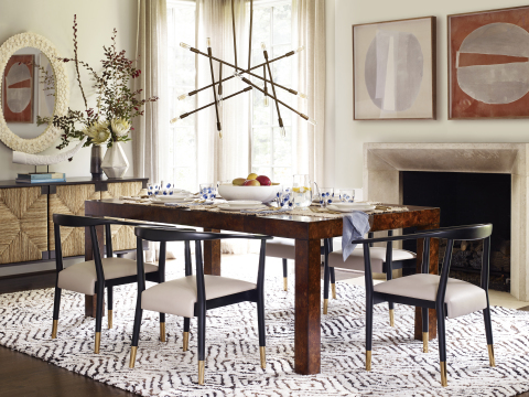 Perigold expands its unparalleled offering of fine furniture and décor (Photo: Business Wire)