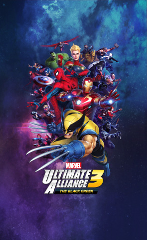 On July 19, the MARVEL ULTIMATE ALLIANCE series returns for the first time in 10 years … and it's only available on the Nintendo Switch system. (Photo: Business Wire)