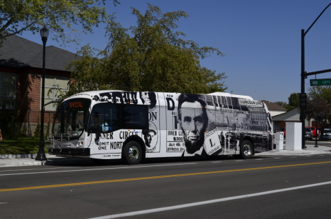 RTC Washoe County Lincoln Line Bus (Photo: Business Wire)