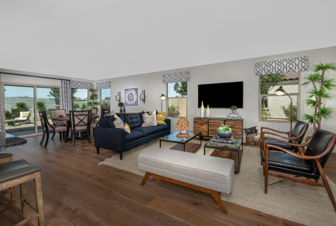 New KB homes are now available in the Phoenix area. (Photo: Business Wire)