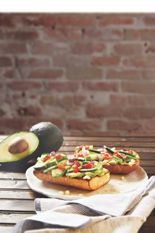Potbelly Sandwich Shop introduces new Avo Toast and Cold Brew Coffee Shake available beginning April 17, 2019 (Photo: Business Wire)