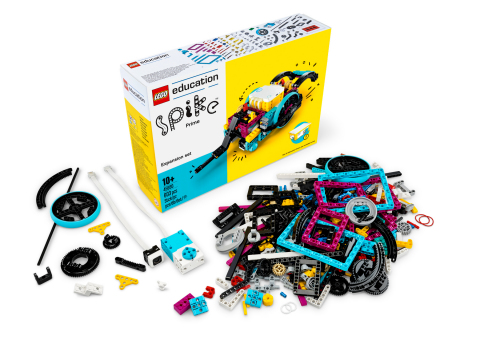 LEGO® Education SPIKE™ Prime Expansion Set (Photo: Business Wire)