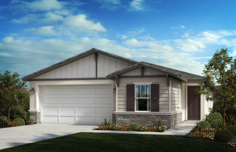 New KB homes are now available in the Inland Empire. (Photo: Business Wire)