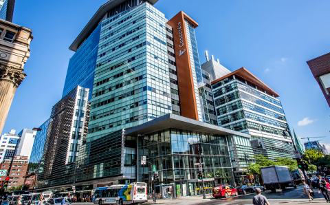 Concordia University in Montreal, QC, is the beneficiary of an increasing number of planned gifts, which provide donors with creative and flexible strategies to achieve their financial, philanthropic and estate-planning goals. (Photo: Business Wire)