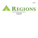 Regions Financial Corporation and Subsidiaries Financial Supplement First Quarter 2019