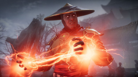 The Mortal Kombat 11 game is available April 22. (Photo: Business Wire)