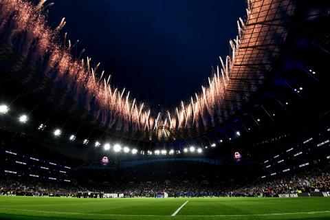 New Tottenham Hotspur Stadium Opening Night (Photo: Business Wire)
