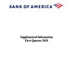 Q1 2019 Bank of America Supplemental Information