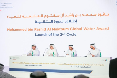 Suqia announces details of 2nd Mohammed bin Rashid Al Maktoum Global Water Award, with prizes totall ...