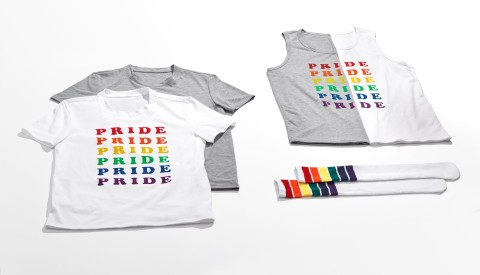 Macy's and The Trevor Project partner in celebration of Pride Month. Macy's will raise funds and awa ...